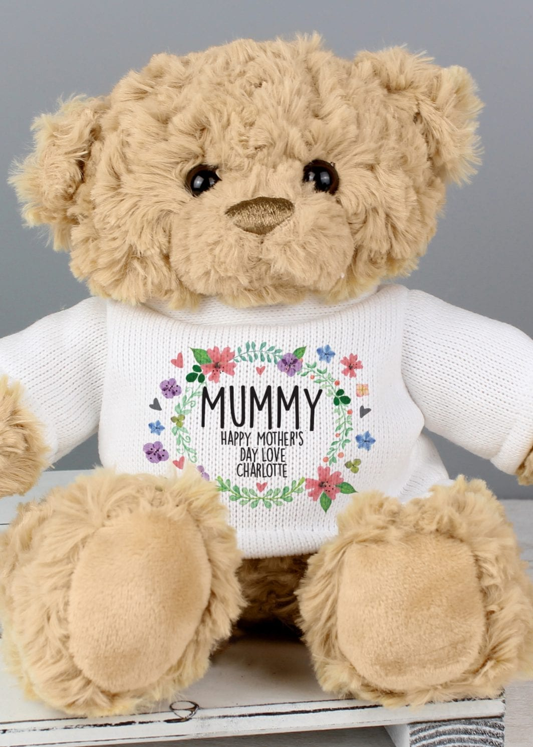 plushbarn personalised gifts teddy bear